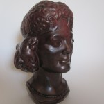 bust - female head